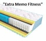 Матрас Sleep&Fly Extra Memo Fitness