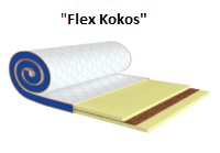 Мини-матрас Flex Kokos