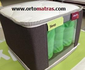Ортопедический матрас Sleep&Fly Organic Epsilon