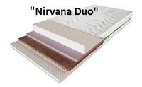 Ортопедический матрас Evolution Nirvana Duo