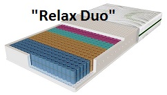Матрас Evolution Relax Duo