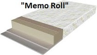 Ортопедический матрас Take&Go Memo Roll