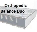 Матрас Doctor Health Orthopedic Balance Duo