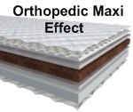 Матрас Doctor Health Orthopedic Maxi Effect
