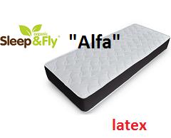 Ортопедический матрас Sleep&Fly Organic Alfa