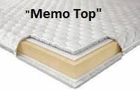 Тонкий матрас Memo Top Take&Go